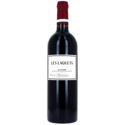 """Domaine Cosse-Maisonneuve Cahors """"Les Laquets"""" rouge 2017 bouteille"""