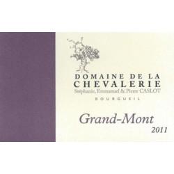 """Domaine de La Chevalerie Bourgueil """"Grand Mont"""" red 2011"""