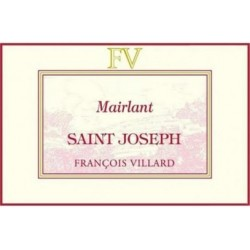 Domaine Francois Villard Saint Joseph Mairlant rouge 2018 etiquette