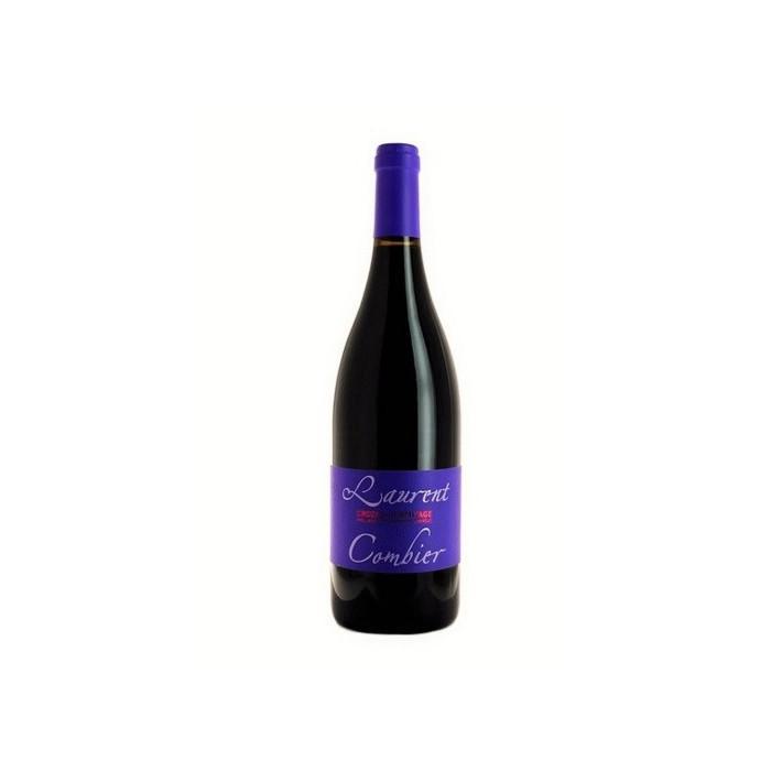 """Domaine Combier Crozes-Hermitage """"Cuvée L"""" rouge 2019 bouteille"""