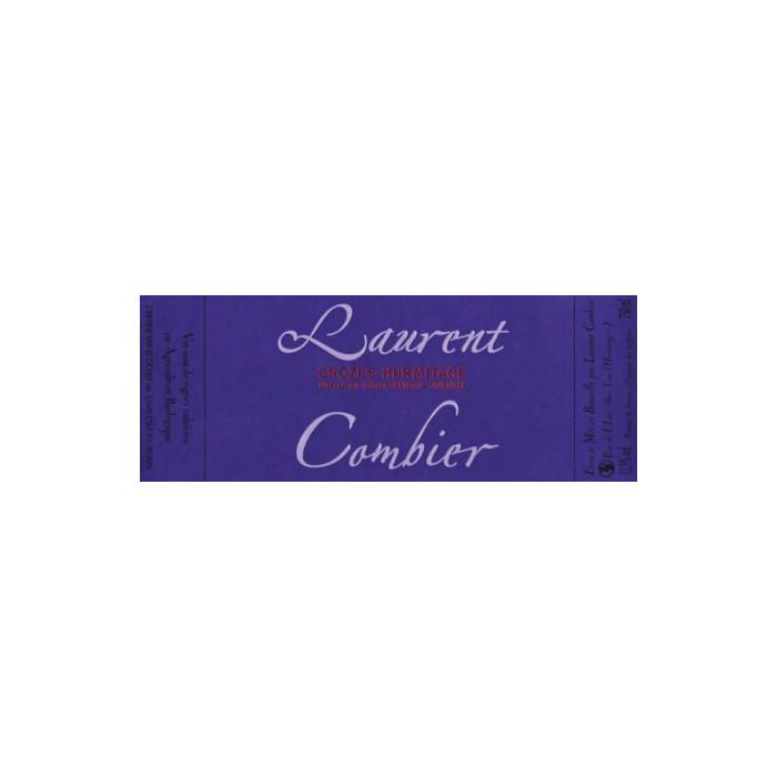 """Domaine Combier Crozes-Hermitage """"Cuvée L"""" rouge 2019 etiquette"""