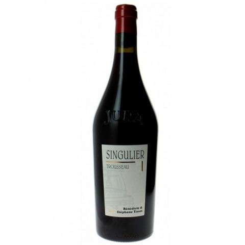 """Domaine Tissot Arbois Trousseau """"Singulier"""" rouge 2018"""