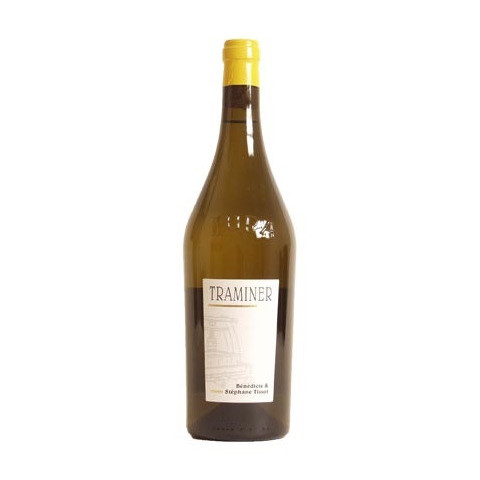 """Domaine Tissot Arbois Savagnin """"Traminer"""" blanc sec 2016"""