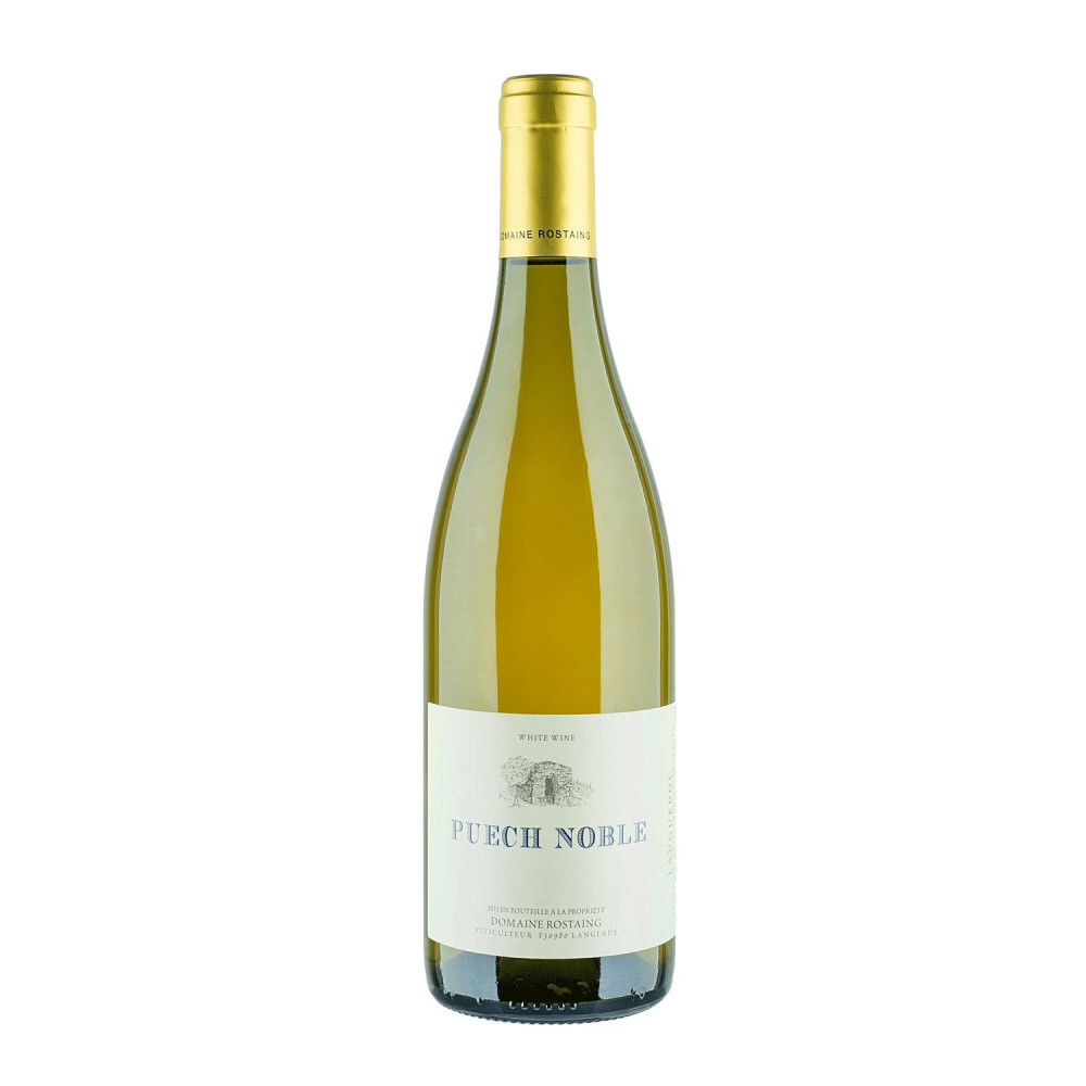 René Rostaing : Domaine Puech Noble Languedoc dry white 2019