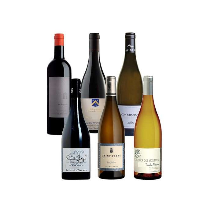 Discover Red and White Wines