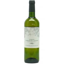 Domaine Labranche Laffont Pacherenc blanc sec 2018 bouteille