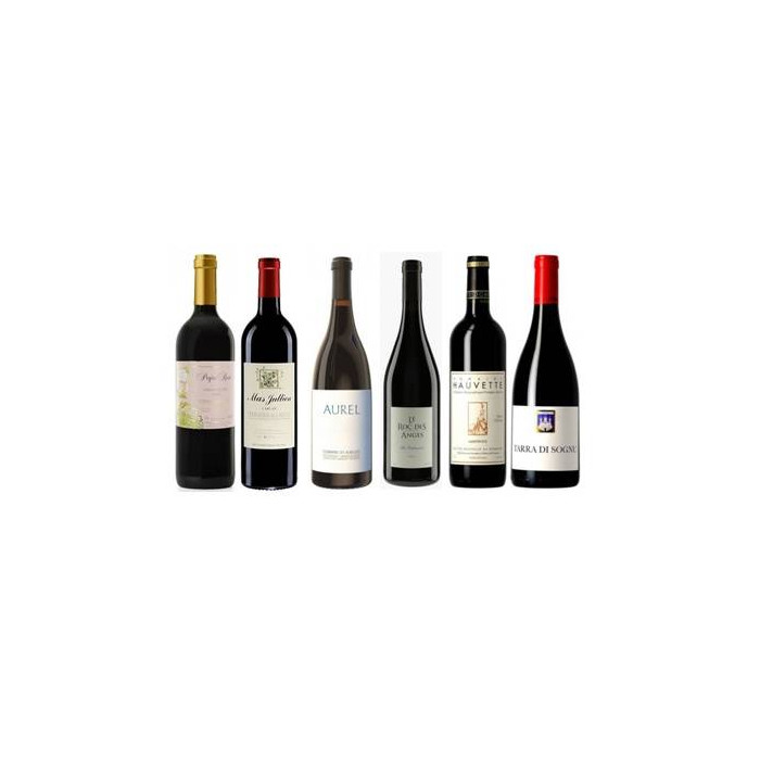 Best reds in Southern France
