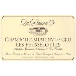 Chambolle Musigny 1er Cru Les Feusselottes 2012