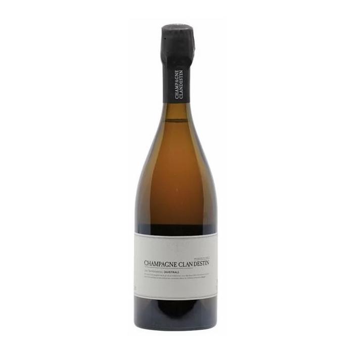 """Champagne Clandestin Les Semblables """"Austral"""" Brut Nature 2018"""