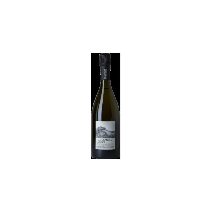 Champagne Clandestin Les Grandes Lignes Brut Nature 2018
