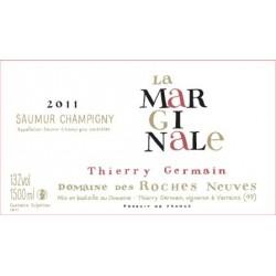 """Domaine des Roches Neuves Saumur-Champigny """"La Marginale"""" red 2011"""
