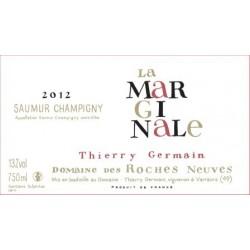 Domaine des Roches Neuves Thierry Germain Saumur Champigny La Marginale 2012