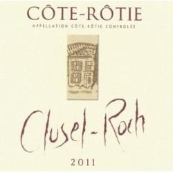 """Domaine Clusel-Roch Cote-Rotie """"Classique"""" red 2011"""