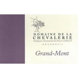 Domaine de la Chevalerie Bourgueil Grand Mont 2012