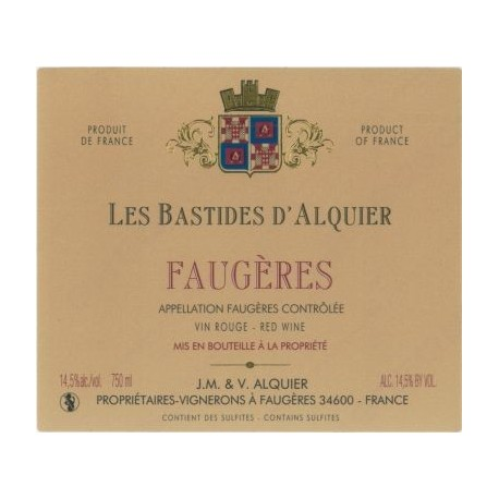 Les Bastides d'Alquier Faugeres 2013