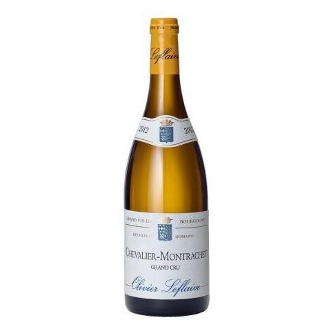 Recolte du Domaine Olivier Leflaive Chevalier-Montrachet Grand Cru blanc 2012 bouteille