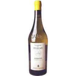 """Domaine du Pélican Arbois """"savagnin ouillé"""" blanc sec 2014"""
