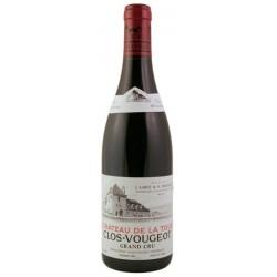 château de la Tour Clos Vougeot Grand Cru (bouteille)