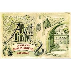 Domaine Albert Boxler Riesling Grand Cru Sommerberg 2014