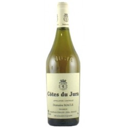 Domaine Jean Macle Cotes du Jura chardonnay Savagnin blanc sec 2011