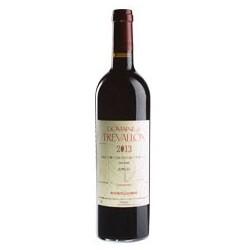 Domaine de Trévallon rouge 2013 bouteille