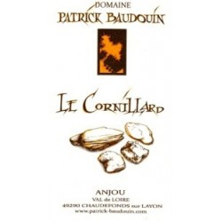 Domaine Patrick Baudouin Le Cornillard 2013 etiquette