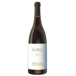 """Domaine Les Aurelles """"Aurel"""" rouge 2011"""