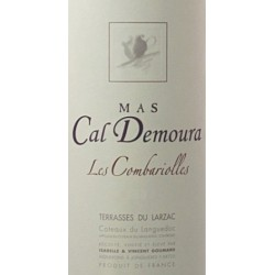 "Mas Cal Demoura ""Les Combariolles"" rouge 2013 bouteille"