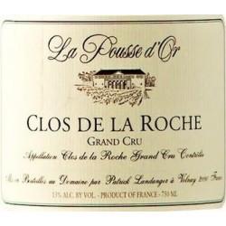 Domaine de la Pousse d'Or Clos de la Roche Grand Cru rouge 2014