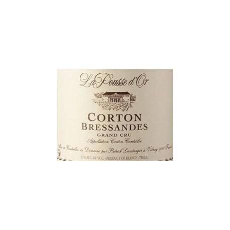 Domaine de la Pousse d'Or Corton Grand Cru Bressandes red 2014