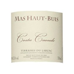 "Mas Haut-Buis Languedoc-Terrasses du Larzac ""Costa Caoude"" red 2014"