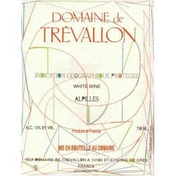 Domaine de Trévallon blanc 2014