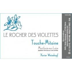 Rocher des Violettes Xavier Weisskopf Touche Mitaine 2015
