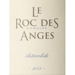 Le Roc des Anges Astérolide 2015 etiquette