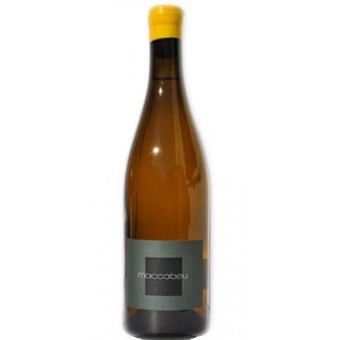 Olivier Pithon Roussillon Maccabeu blanc 2014 bouteille