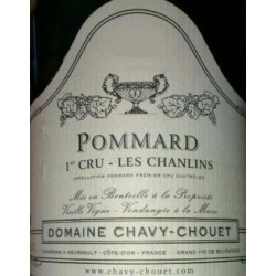 Domaine Chavy-Chouet Pommard 1er Cru Les Chanlins 2015