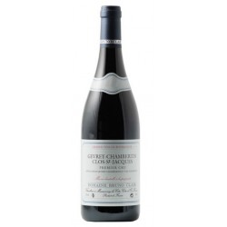 "Domaine Bruno Clair Gevrey-Chambertin 1er Cru ""Clos Saint Jacques"" red 2014"