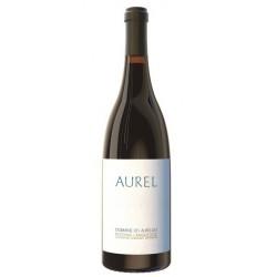 """Domaine Les Aurelles """"Aurel"""" rouge 2012 bouteille"""