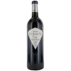 Domaine de l'ancienne Cure Cotes de Bergerac l'Extase 2014 bouteille