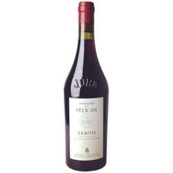 """Domaine du Pélican Arbois """"3 cépages"""" rouge 2015 bouteille"""