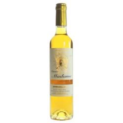 Château Tirecul Lagravière Monbazillac Madame blanc liquoreux 2009 (50 cl)