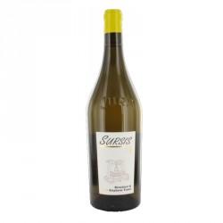 """Domaine Tissot Côtes du Jura Chardonnay """"En Sursis"""" blanc 2015 bouteille"""