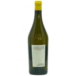"""Domaine Tissot Arbois Chardonnay """"La Mailloche"""" blanc 2014 bouteille"""