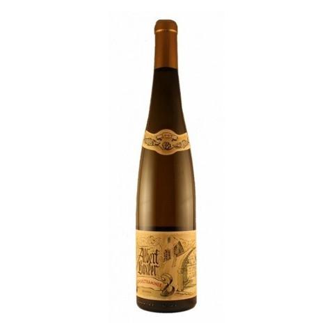 """Domaine Albert Boxler Gewürztraminer """"Heimbourg"""" Sélection de Grains Nobles blanc moelleux 2011"""