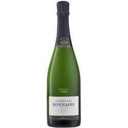 Champagne Bonnaire Grand Cru Blanc de Blancs Vintage 2006 bouteille