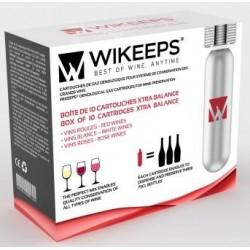 recharge de gaz oenologique Wikeeps