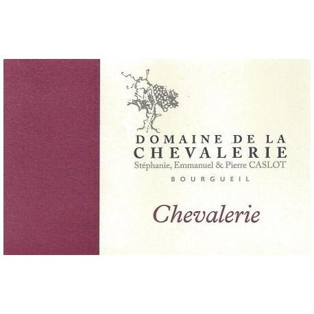 "Domaine de La Chevalerie Bourgueil ""Chevalerie"" red 2014"