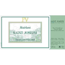 "Domaine François Villard Saint-Joseph ""Mairlant"" blanc 2015"