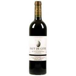 """Domaine Alain Chabanon """"Saut de Côte"""" rouge 2007 bouteille"""