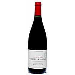 """Domaine Alain Graillot Crozes-Hermitage """"La Guiraude"""" rouge 2015 bouteille"""